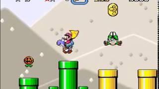 Passando facilmente a fase mais difícil de Super Mario World - Tubular