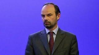 OATS - Edouard Philippe, ex alcalde de Le Havre es el nuevo primer ministro francés