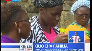 Familia yalalamikia kifo cha mwana wao aliyefariki kwenye seli ya polisi katika hali ya kutatanisha