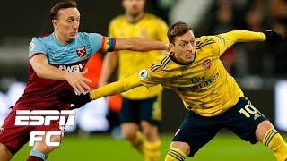Arsenal's experienced players still not good enough despite win vs. West Ham - Hutchison | ESPN FC