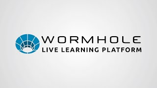 Wormhole Live Learning Platform-video