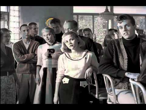 a reaction to change in pleasantville by gary ross Pleasantville is a wonderful and inspiring film directed by gary ross  people in pleasantvile begin to change color when they do what they really  by reese witherspoon have many diffrent reactions and emotions throughout the movie.