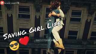 Saving Girl 004 😎🔥 Boys Attitude Status 😠👊 Hollywood Action Status 😇😎 wasleyaar FR