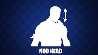 Fortnite Nod Head