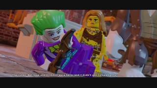 LEGO Batman 3: Beyond Gotham ~ Level 1: Pursuers in the Sewers (Story Mode Guide)