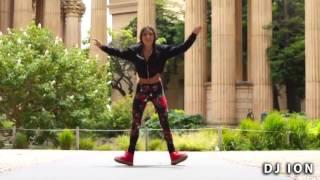 Молодежные танцы под клевую музыку