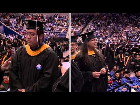 UMass Lowell 2014 Commencement Masters Degrees - College of Sciences  (2:27)