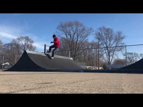Clips from Phil Muehl Memorial Park
