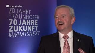 70 Jahre Fraunhofer Gesellschaft