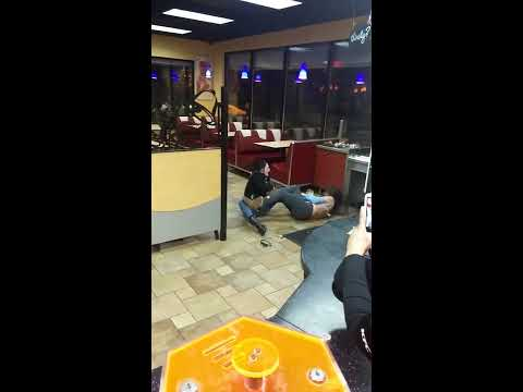 Drunk uncle goes off on nephew at KFC