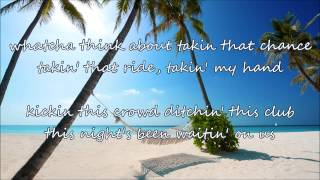 Cole Swindell - Let Me See Ya Girl (with lyrics)