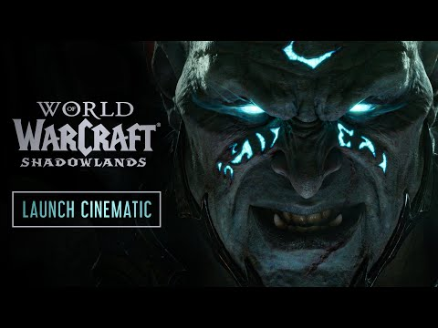 World of Warcraft Shadowlands Cinematic Trailer Released Ahead of Next Week's Launch
