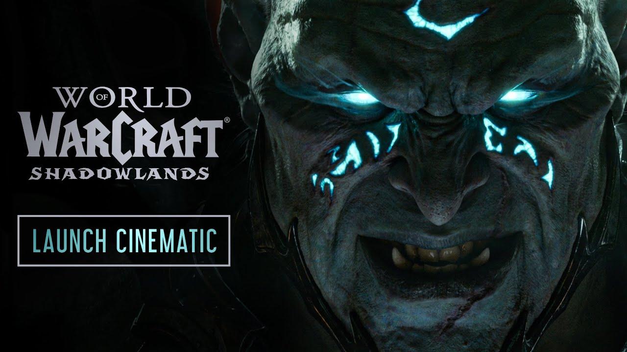 World of Warcraft mostra un nuovo trailer per il lancio di Shadowlands