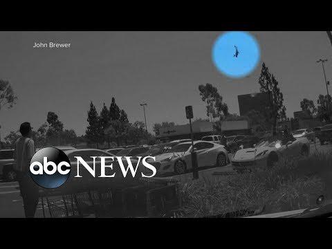 Καλιφόρνια: Πέντε νεκροί από πτώση αεροσκάφους σε πάρκινγκ -Η στιγμή της συντριβής