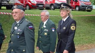 90 let PGD Stara Gora in prevzem nove gasilske avtocisterne AC 20/100