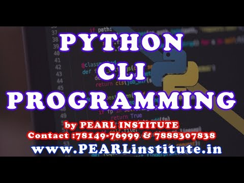 How to Start Coding in Python by Pearl Institute – Part 2