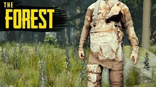 How to GET THE WARM SUIT! The Forest Tutorial