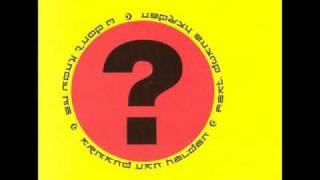 Armand Van Helden - U Don't Know Me (Feat. Duane Harden)(Original Mix)