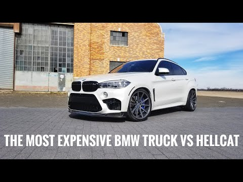 A BMW X6M Modified To Perfection