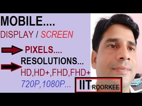 Download MOBILE Display/Screen PIXELS...RESOLUTION Explained |HD,HD+,Full HD,Full HD+ |720p,1080p...|HINDI Mp4 HD Video and MP3