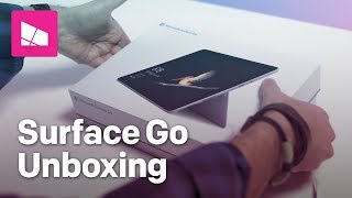 Microsoft Surface Go unboxing: Tons of potential in a small package
