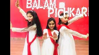 Holi Song|balam Pichkari|dance Cover By Dance Alive