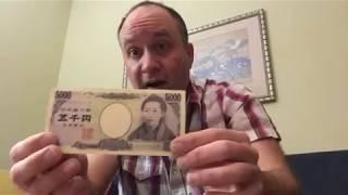 Japanese Yen vs American Dollars