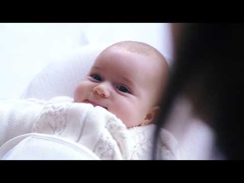Зёвушка кокон для новорожденных