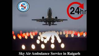 Select Air Ambulance in Jaipur with Full Medical Solution