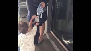 洗濯を楽しくやる方法クレイジーパパ子育て育児動画