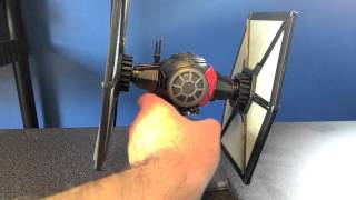 ihome Star Wars The Force Awakens TIE Fighter Bluetooth speaker