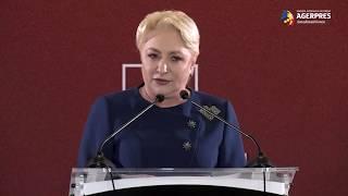 #Prezidenţiale2019/Dăncilă: Văd teama de un dialog autentic, văd teama de adevăruri incomode pentru Klaus Iohannis