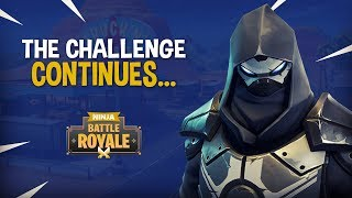 The Challenge For Most Kills Continues... - Fortnite Battle Royale Gameplay - Ninja