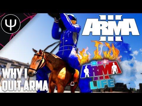 ARMA 3: Dusty Roads Life Mod — Wild West Bank ROBBERY