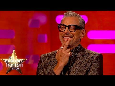 Jeff Goldblum chtěl hrát Bonda a má zlaté zuby