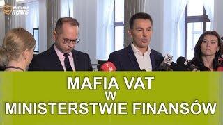 Mafia w Ministerstwie Finansów.