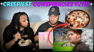 """""""Investigating Conspiracies with Shane Dawson"""" PART 1 REACTION!!!"""