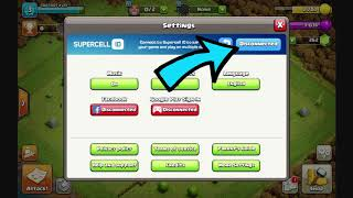 HOW TO START A NEW CLASH OF CLANS ACCOUNT ON THE SAME DEVICE   COC NEW ACCOUNT 1 DEVICE