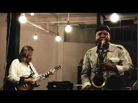 "Damon Rentie Band ""Second Chance"" in HD"