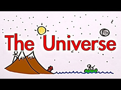 What Is The Universe In One Minute