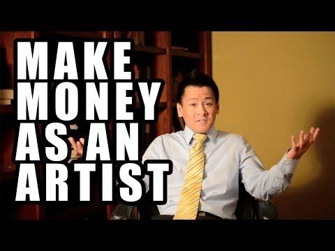 7 Ways To Make Money As An Artist