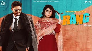 Rang (Making) Jatinder Dhiman | Jassi X | Arjan Virk | Latest Punjabi Songs 2020