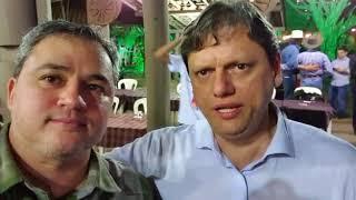 Ministro garante conclusão da BR 426 - Santana dos Garrotes à Nova Olinda