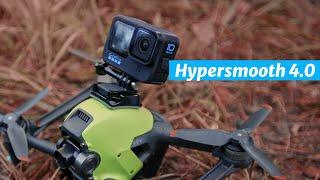 I Glued GoPro HERO 10 onto DJI FPV