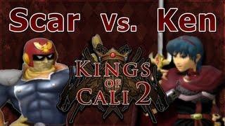 Ken Vs. Scar - Best of 7 - Kings of Cali 2