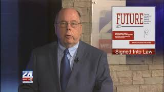 Senator Doug Jones's FUTURE Act Signed Into Law