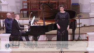 Young Artist Platform Winners 2018: Jessica Dandy & Dylan Perez - Kolybel`naja pesnja