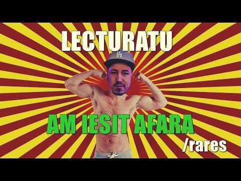 LECTURATU - AM IESIT AFARA by Rares