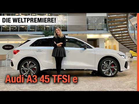 Audi A3 Sportback 45 TFSI e (245 PS)🤍 Was kann der Performance Plug-in Hybrid?🤔 Review | Test | PHEV