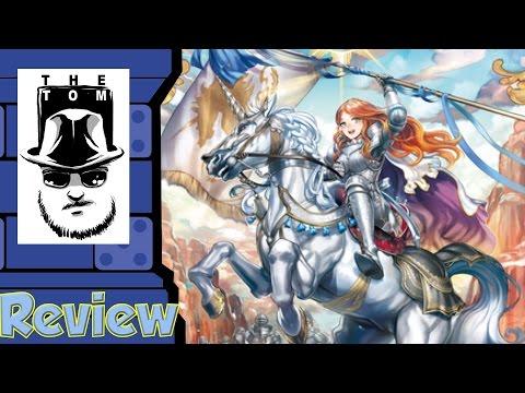 Unicornus Knights Review - with Tom Vasel